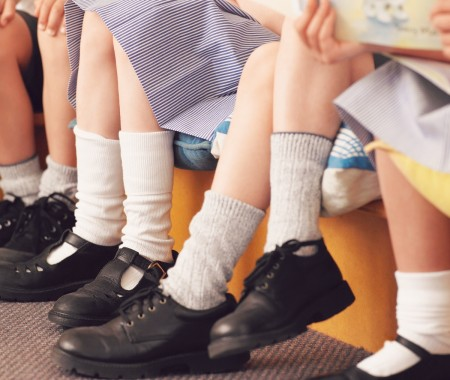school shoes small